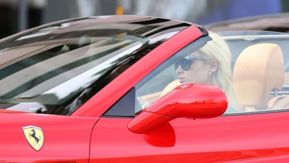 2012 Ferrari California Spyder