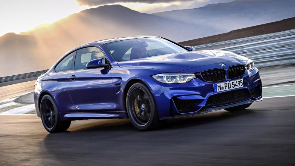 2017: BMW M4 CS