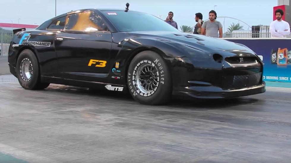 Nissan GT-R F Performance más rápidos