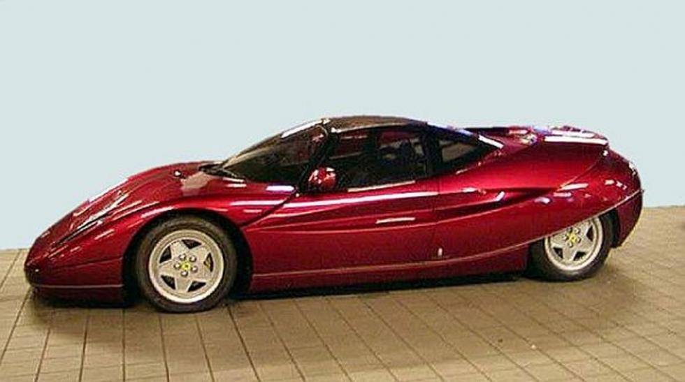 Ferrari Testarossa F90 Speciale