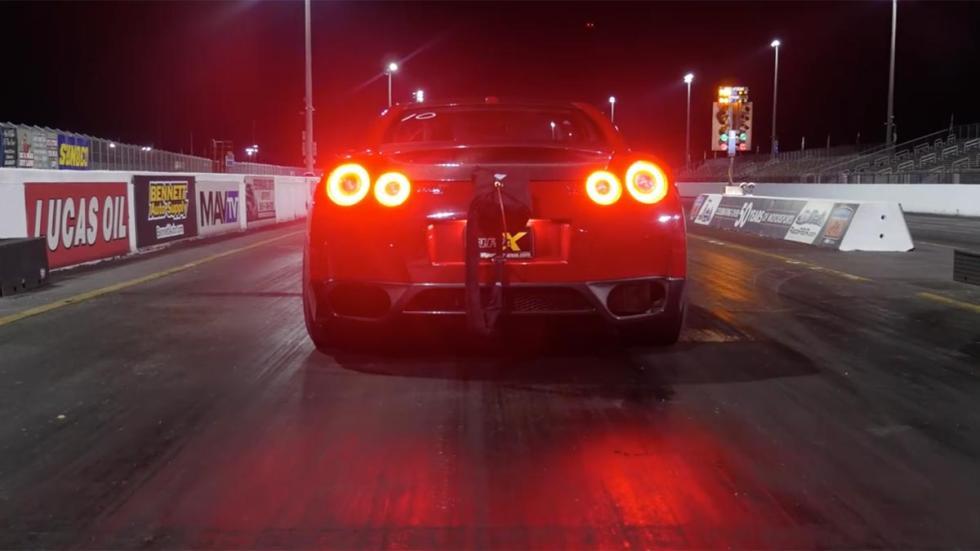 Nissan GT-R AMS de Curtis Watson más rápido