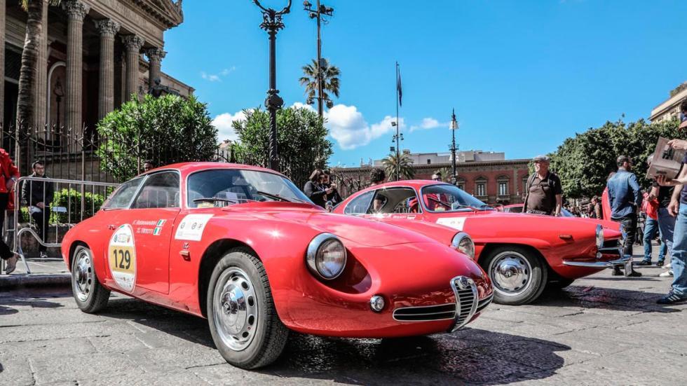 Alfa Romeo Giulia Sprint Zagato Targa Florio