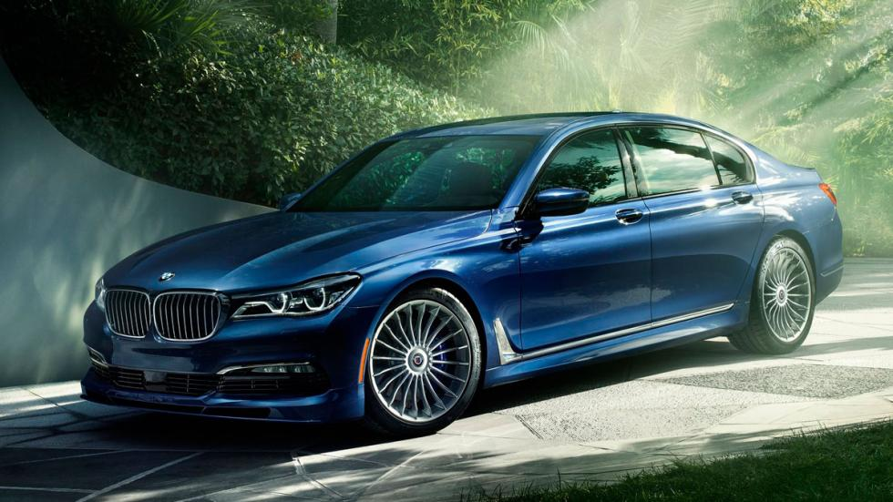 Alpina B7 2016 coches usa