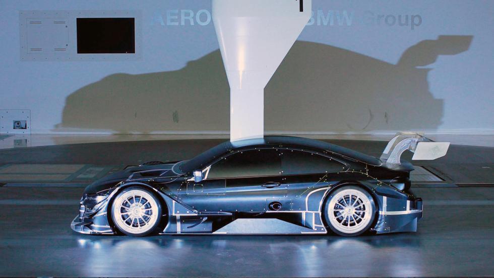 Así es la maqueta del BMW M4 del DTM