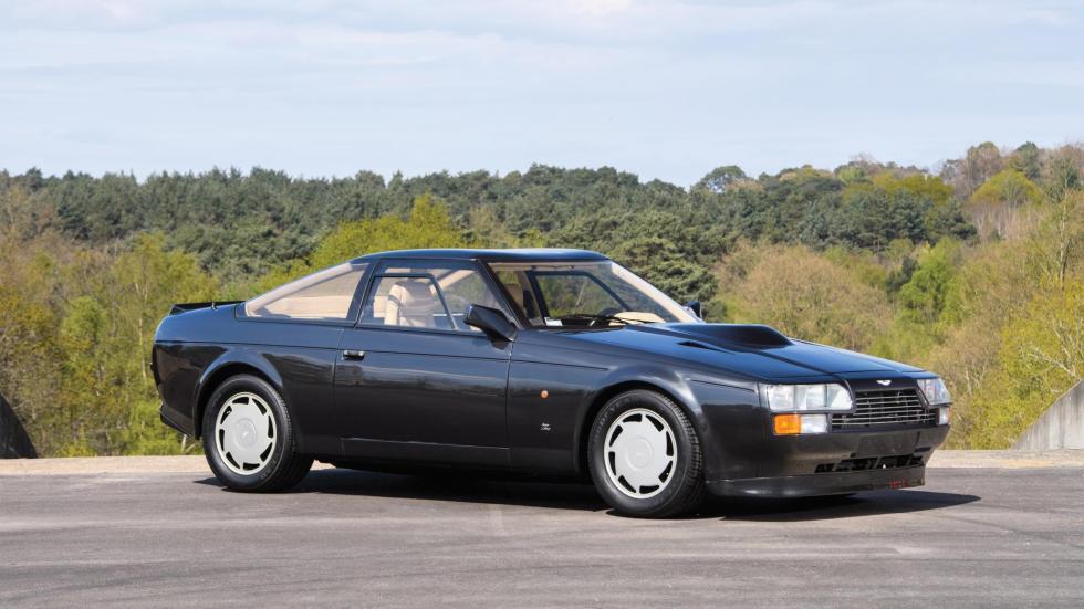 Aston Martin V8 Vantage Zagato coupe deportivo lujo