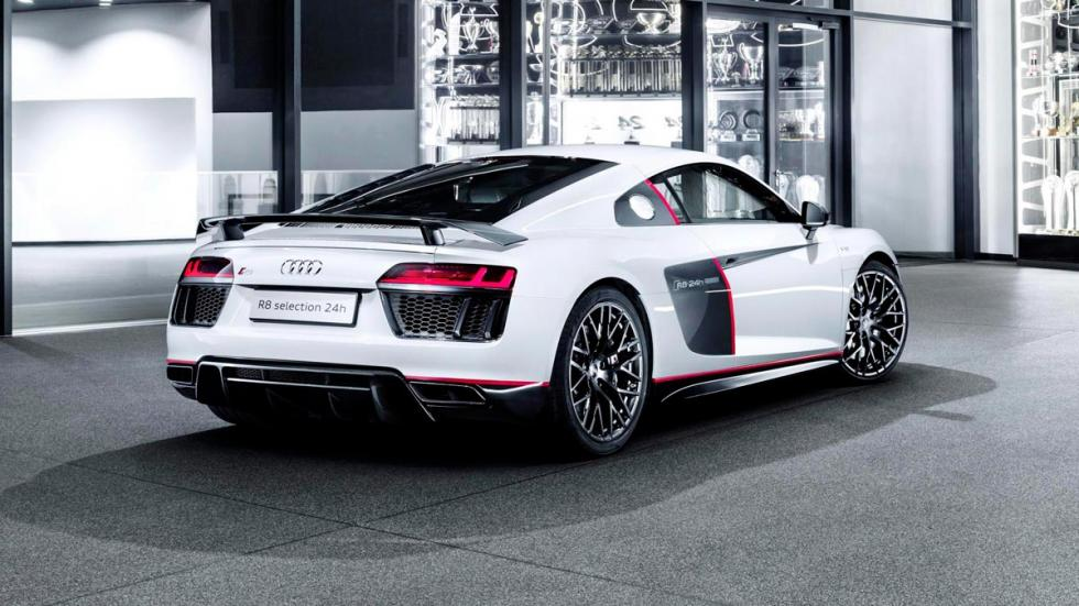 Audi R8 24h Selection edicion especial motorsport