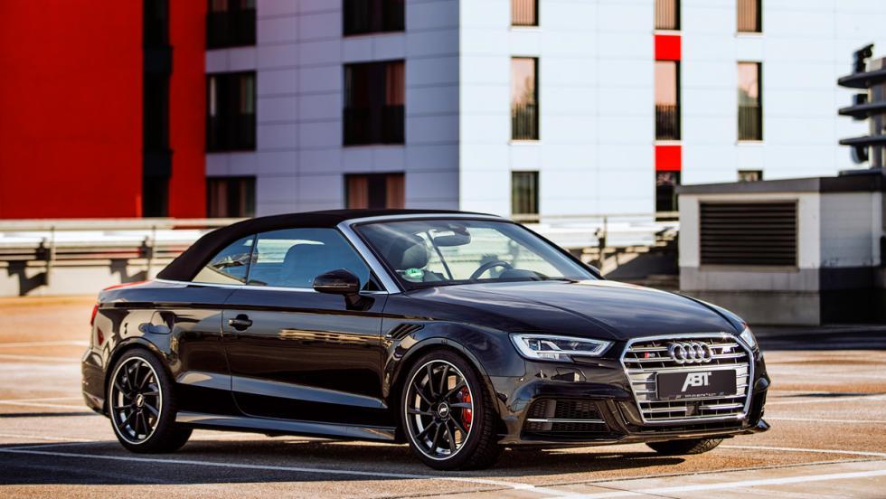 Audi S3 Cabrio ABT (I)