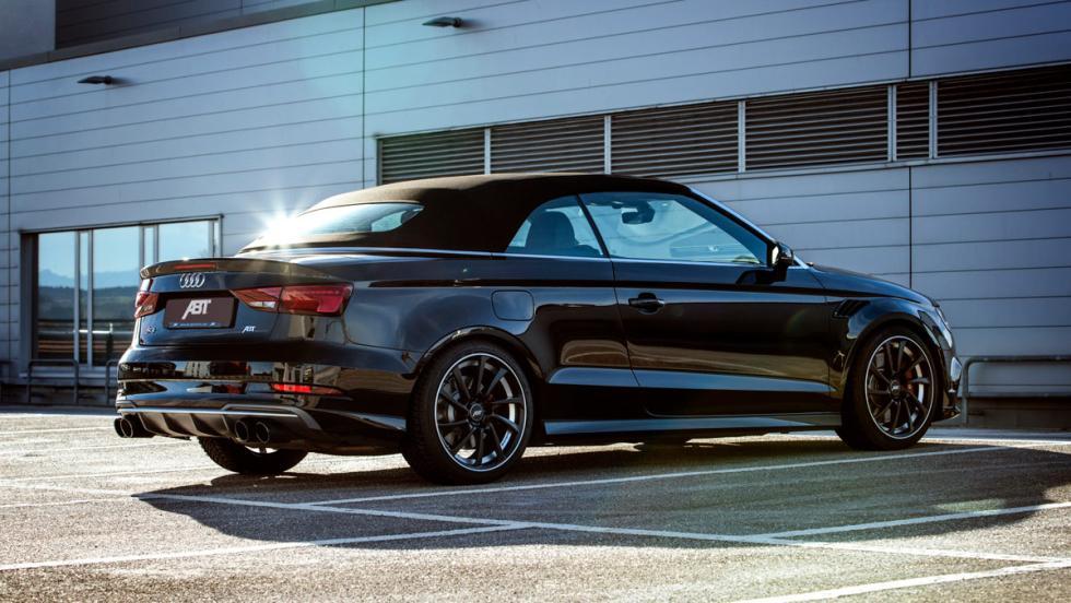 Audi S3 Cabrio ABT (VI)