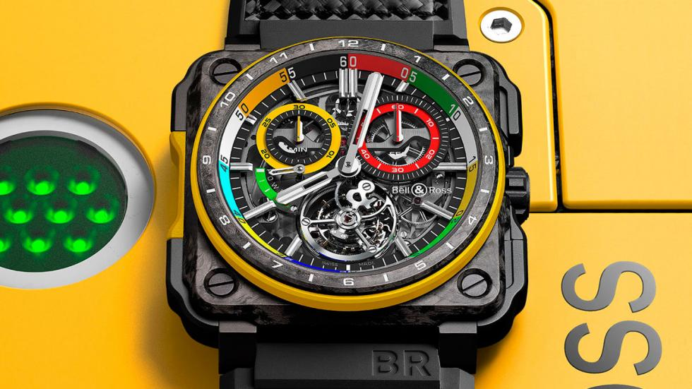 Bell&Ross BR RS17 Renault F1 Team