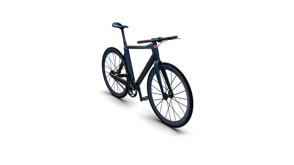 Bicicleta Bugatti (III)