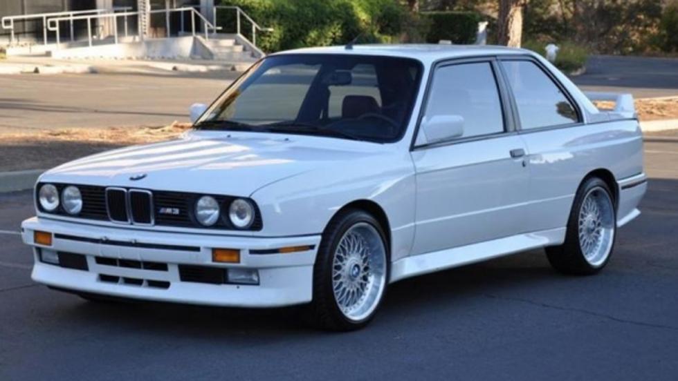 BMW M3 finales de los 80