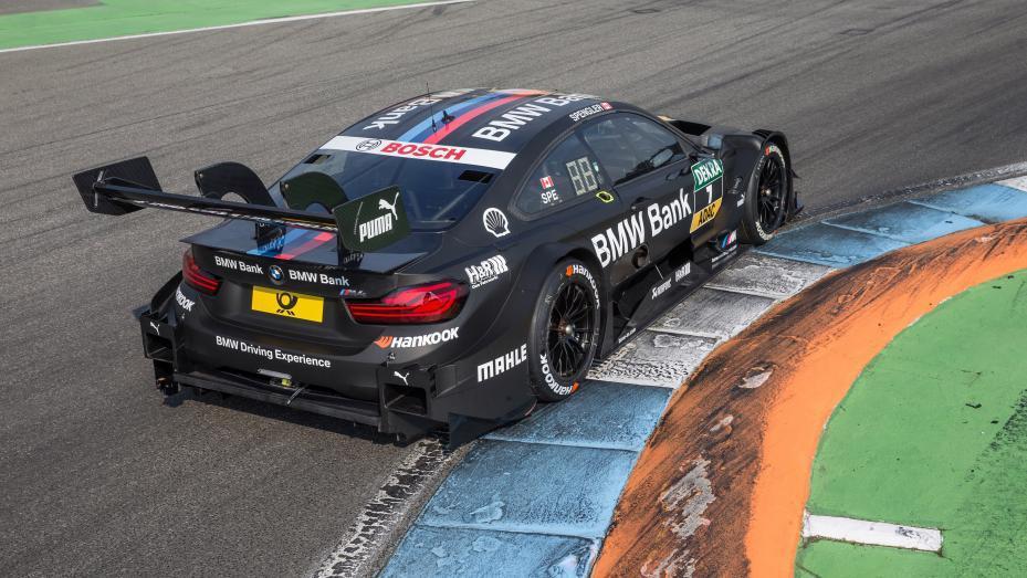 BMW M4 DTM 2017