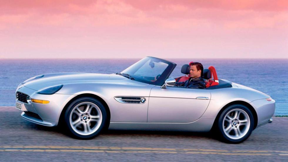BMW Z8 deportivo lujo
