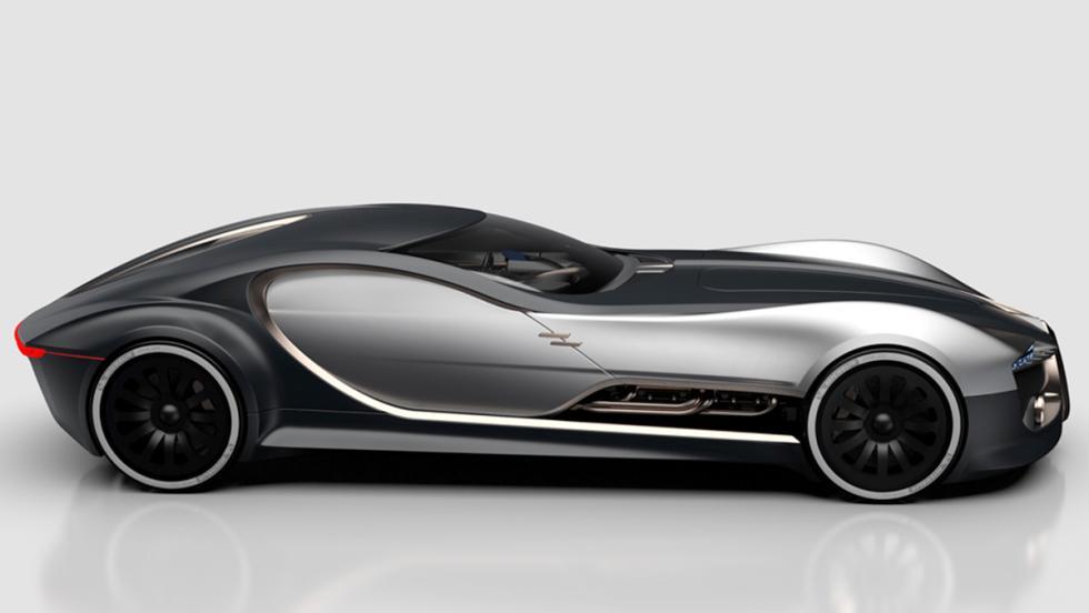 Bugatti Atlantic: el GT que necesitamos