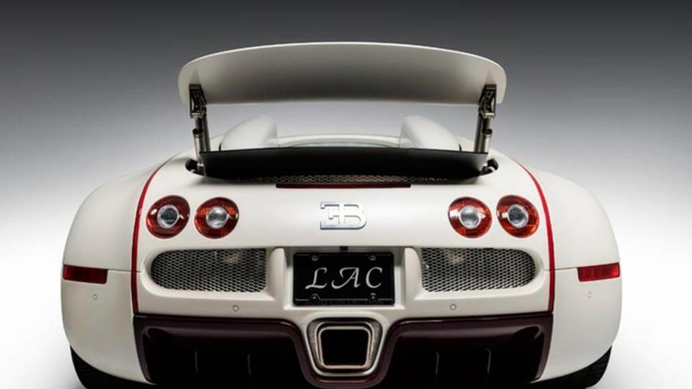Bugatti Veyron Floyd Mayweather (V)