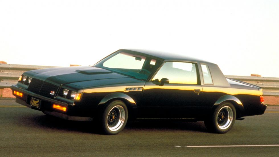 Buick Grand National (I)