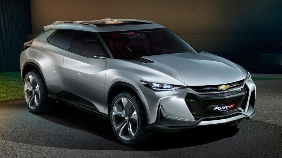 Chevrolet FNR-X Concept (I)