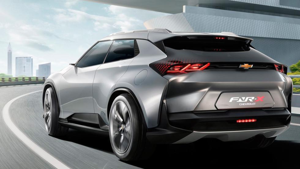 Chevrolet FNR-X Concept (V)