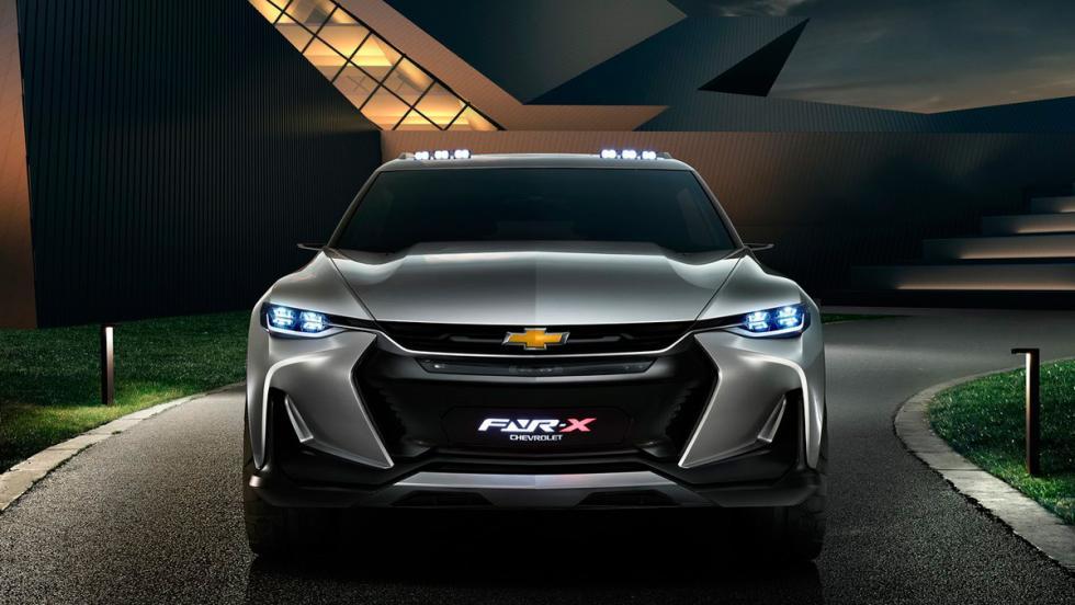 Chevrolet FNR-X Concept (VI)