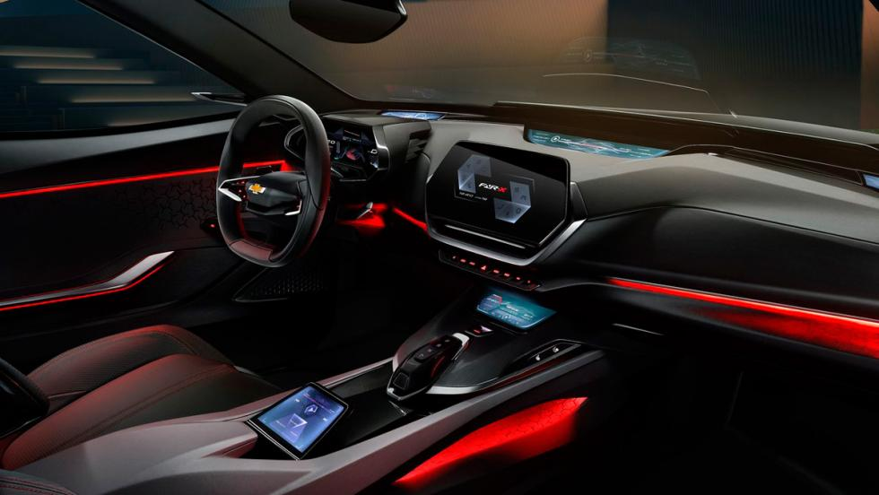 Chevrolet FNR-X Concept (VII)