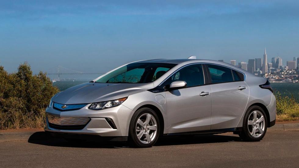 Chevrolet Volt 2017 coches eléctricos lujo americano eeuu