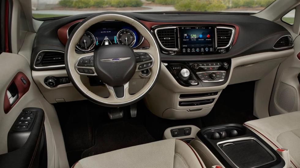 Chrysler Pacifica monovolumen eeuu americano