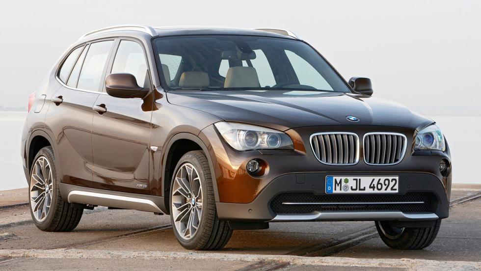 Las claves que debes conocer del BMW X1 - Apareció en el mercado en 2009