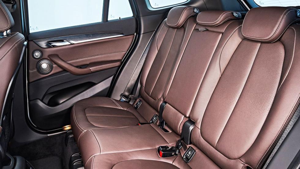 Las claves que debes conocer del BMW X1 - Es realmente espacioso