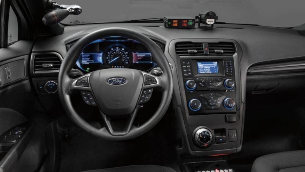 Coche de Policía de Ford (VII)