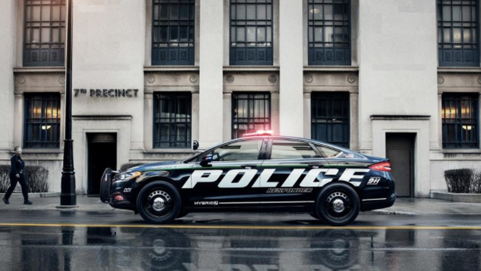 Coche de Policía de Ford (VIII)