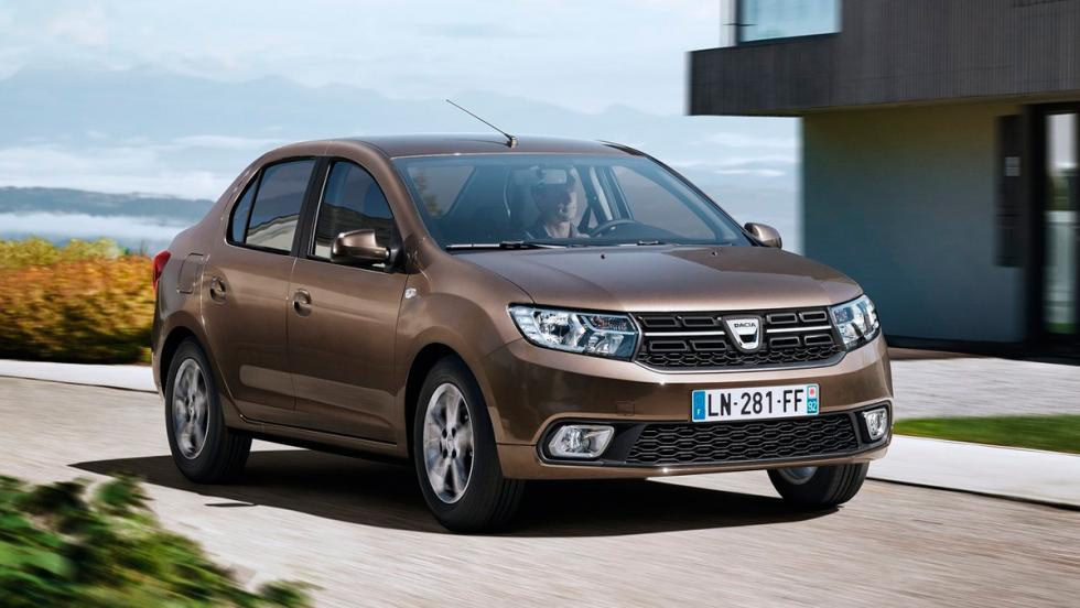 Coches nuevos por 12.000 euros: Dacia Logan (I)
