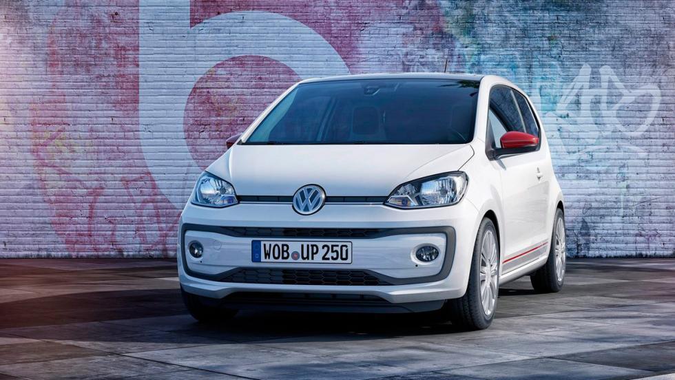 Coches nuevos por 12.000 euros: Volkswagen Up! (I)