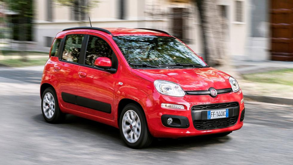 Coches nuevos por 6.000 euros - Fiat Panda