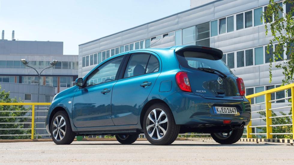 Coches nuevos por 6.000 euros - Nissan Micra