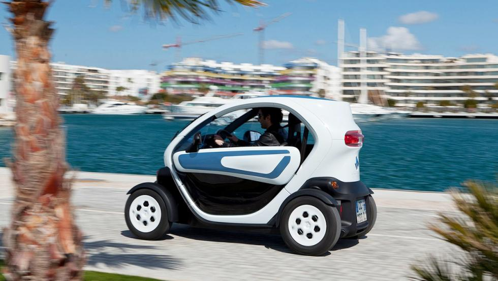 Coches nuevos por 6.000 euros - Renault Twizy