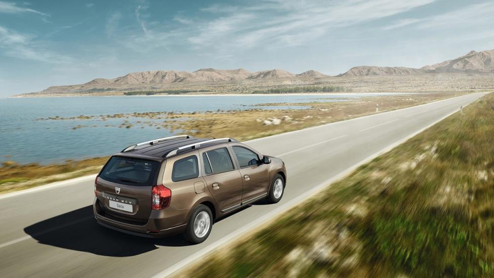 Coches nuevos entre 8.000 y 10.000 euros - Dacia Logan MCV