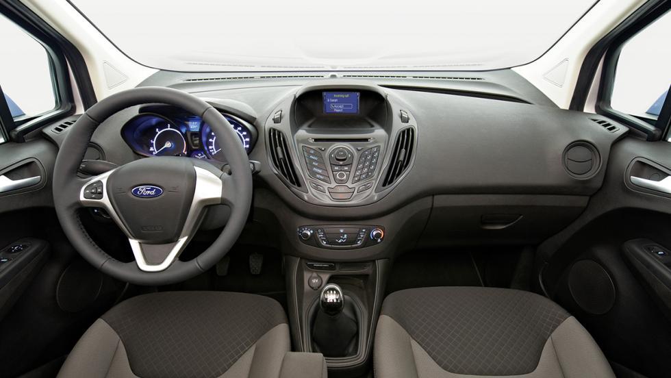 Coches nuevos entre 8.000 y 10.000 euros - Ford Tourneo Courier