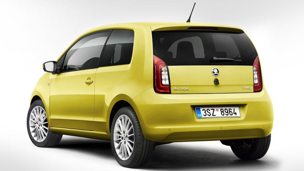 Coches nuevos entre 8.000 y 10.000 euros - Skoda Citigo