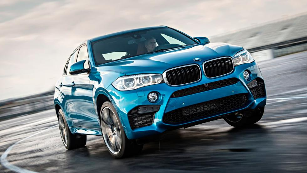 Coches que no salen de la gasolinera: BMW X6 M (I)