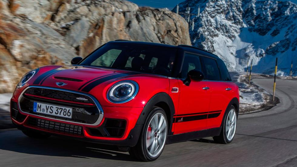 Coches que no salen de la gasolinera: Mini Clubman JCW (I)
