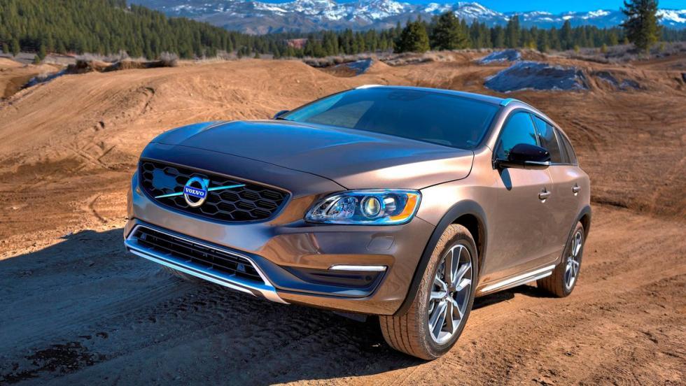 Coches que no salen de la gasolinera: Volvo V60 Cross Country T5 (I)