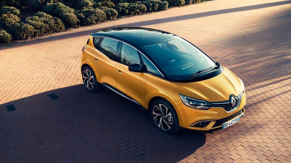 Coches para tener un hijo: Renault Scénic (I)