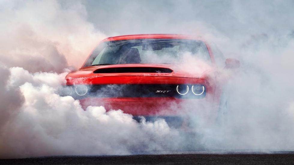 Los datos más brutales del Challenger SRT Demon - Es más rápido que muchos superdeportivos incluso en modo Eco