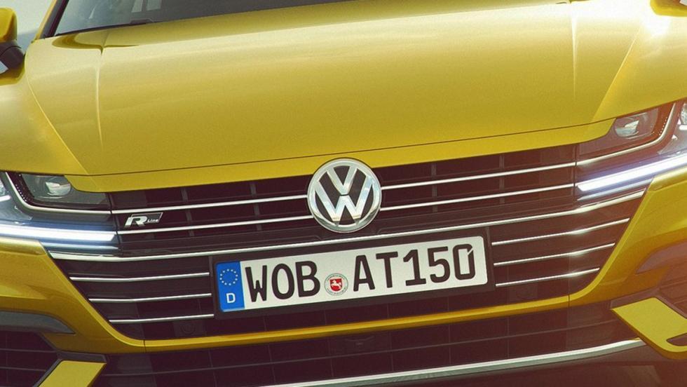 Los detalles desconocidos del Volkswagen Arteon - Contará con mecánicas muy interesantes