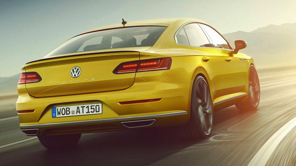 Los detalles desconocidos del Volkswagen Arteon - Será mucho más que una versión del Passat