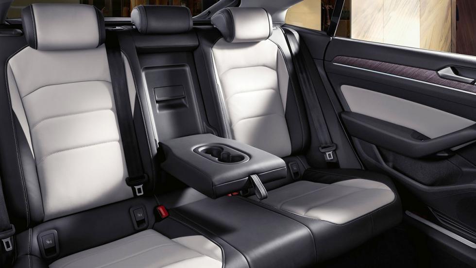 Los detalles desconocidos del Volkswagen Arteon - Tendrá cinco plazas... y un gran maletero