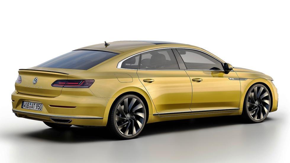 Los detalles desconocidos del Volkswagen Arteon - Utiliza la plataforma MQB