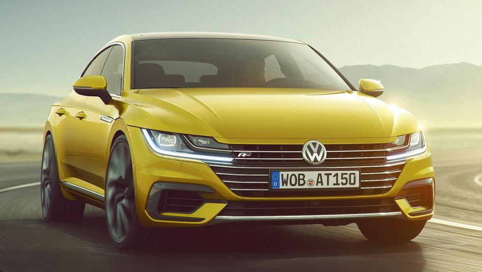 Los detalles desconocidos del Volkswagen Arteon