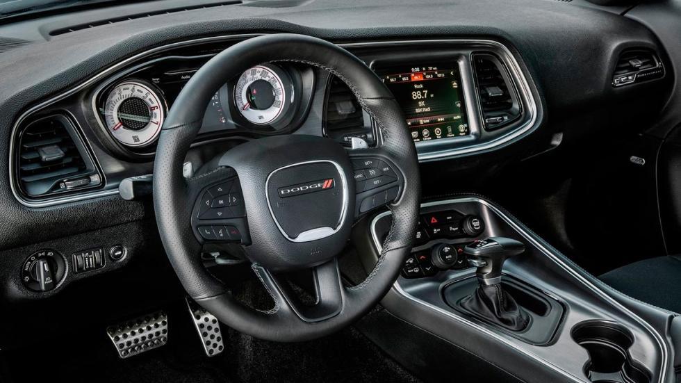 Dodge Challenger TA 392 muscle car deportivo americano eeuu