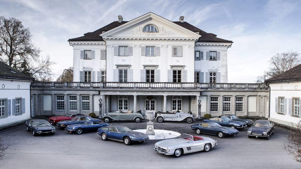 Estos clásicos han sido encontrados en un castillo de Suiza